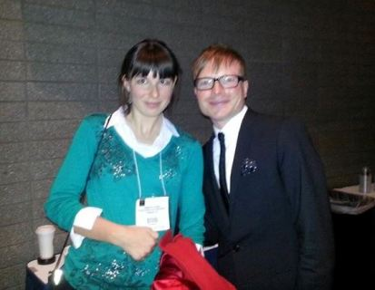 Midwest Clinic 2012-I got to meet John Mackey!